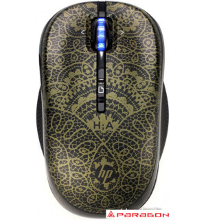 Мышь HP 2.4 GHz Wireless Optical Mobile Mouse (H2P31AA)