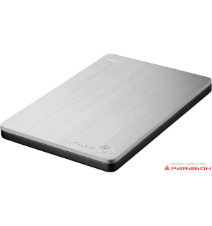 Внешний накопитель Seagate Backup Plus Slim Silver 2TB (STDR2000201)