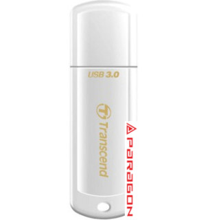 USB Flash Transcend JetFlash 730 16Gb White (TS16GJF730)